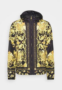 Versace Jeans Couture - PRINT BAROQUE - Summer jacket - black - 7