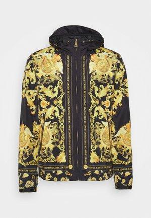 PRINT BAROQUE - Summer jacket - black