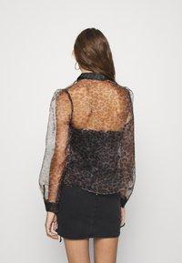Noisy May - NMMARLA - Skjorte - dark brown - 2