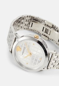 Versace Watches - COIN ICON - Watch - silver-coloured - 3