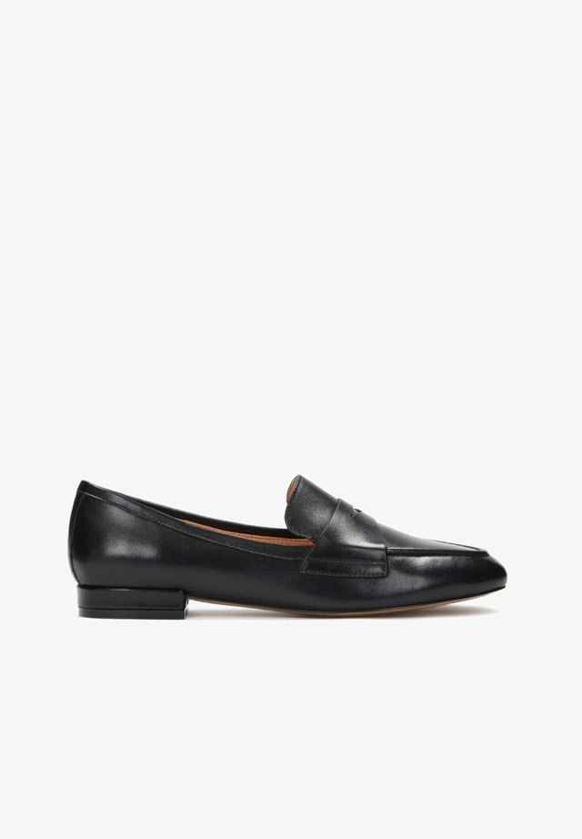 CARDAMON - Loaferit/pistokkaat - Black