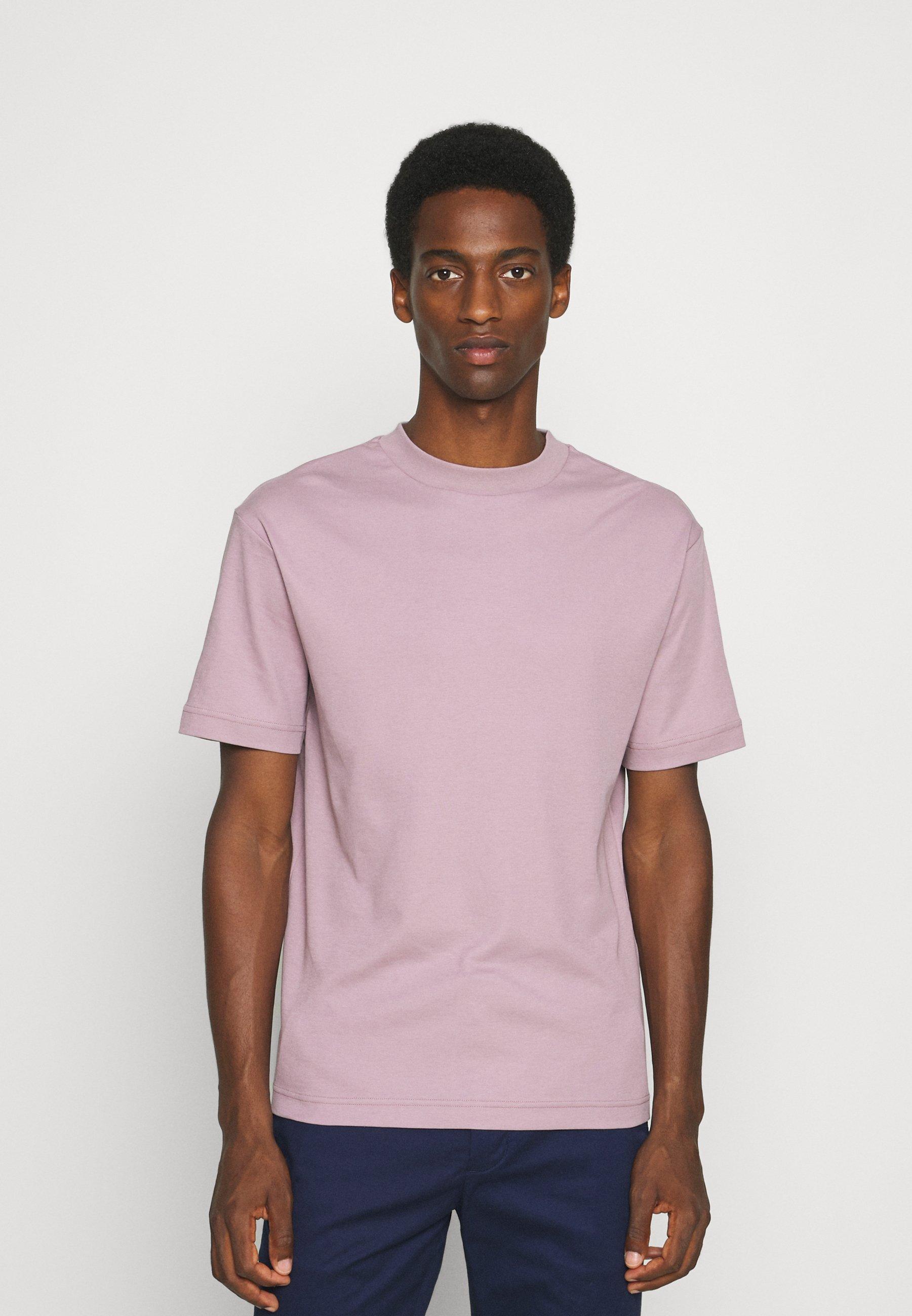 Uomo MOCK NECK TEE - T-shirt basic