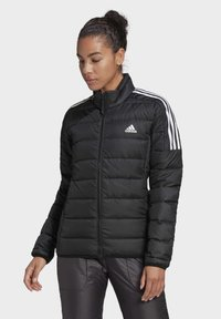 adidas Performance - ESSENTIALS PRIMEGREEN OUTDOOR DOWN - Down jacket - black - 0