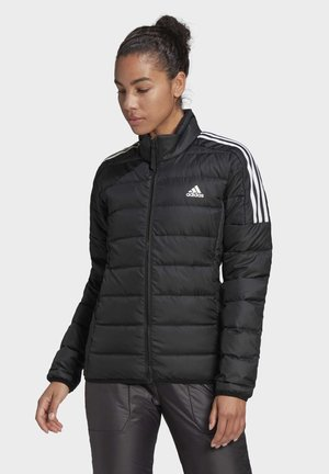ESSENTIALS DOWN JACKET - Down jacket - black