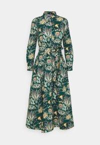 Marella - GERICO - Shirt dress - verde scuro - 0