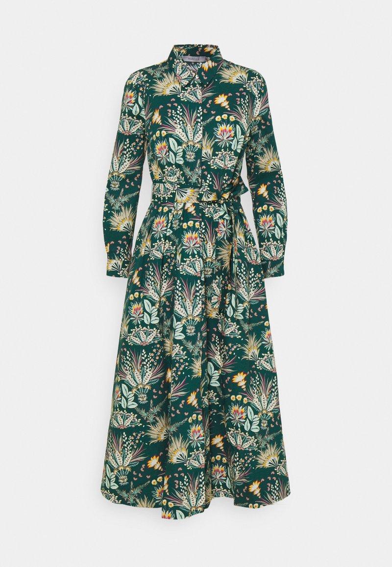 Marella - GERICO - Shirt dress - verde scuro