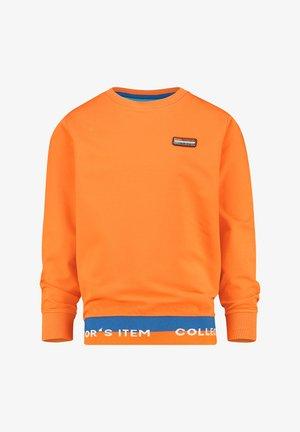 NANJI - Sweatshirt - orange sun