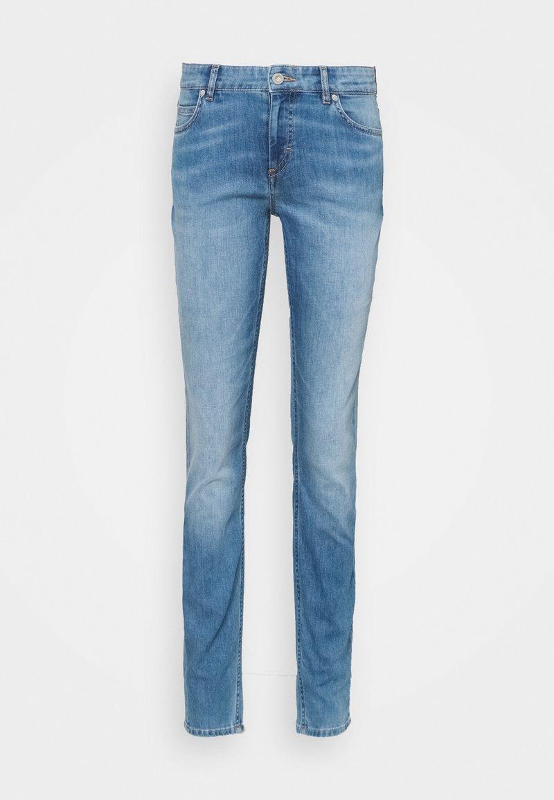 Marc O'Polo - Džíny Slim Fit - light-blue denim