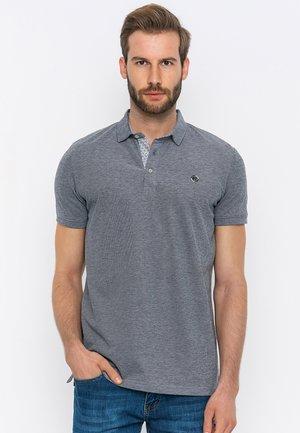 Polo shirt - antracite