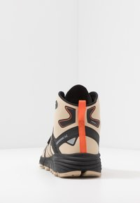 Hi-Tec - V-LITE SHIFT I+ - Hiking shoes - desert tan/black/red orange - 3