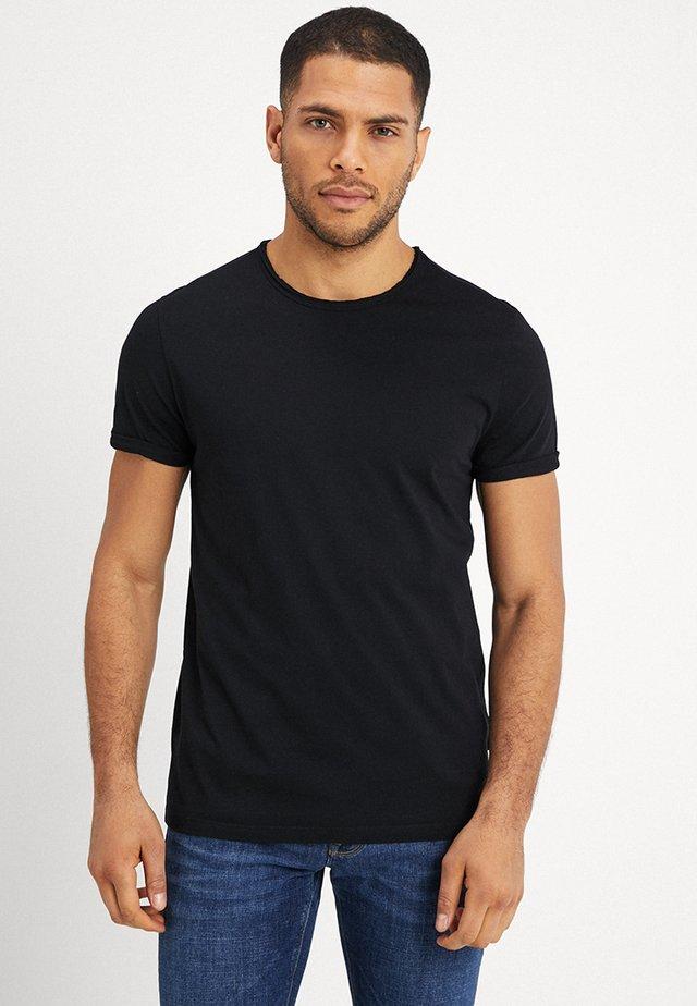 HECTOR - T-shirt basique - black