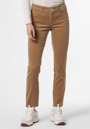 HOSE PARIS - Jeans Skinny Fit - camel