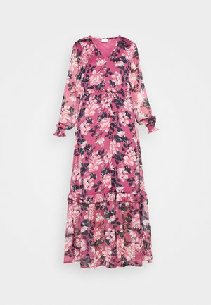 VIFALIA ANCLE DRESS - Maxi dress - pink
