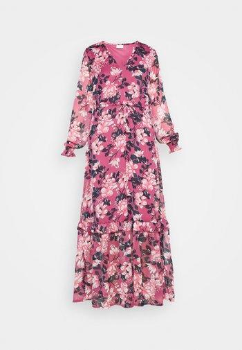 VIFALIA ANCLE DRESS - Maxiklänning - pink