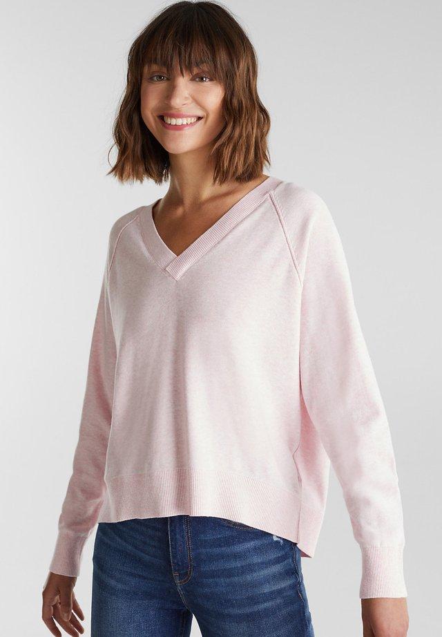 Trui - light pink