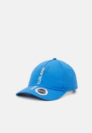OUTLINE UNISEX - Cap - blue