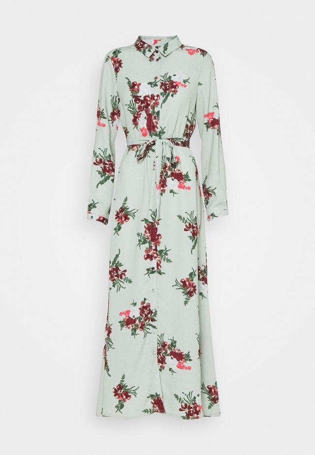 VMNEWALLIE DRESS  - Maxi-jurk - green milieu