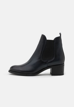 BOOTS - Classic ankle boots - navy