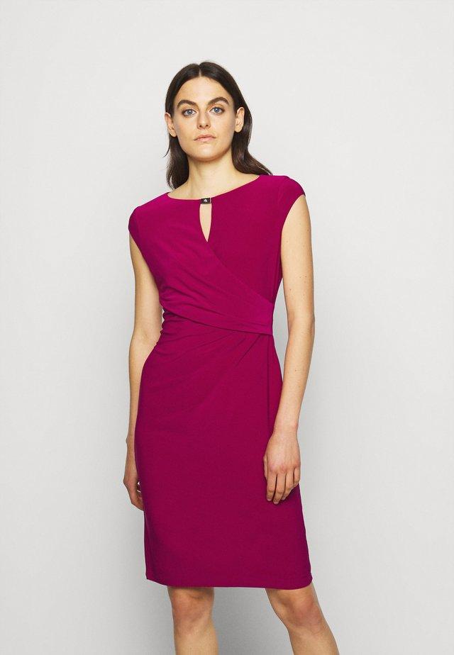 MID WEIGHT DRESS - Kotelomekko - modern dahlia