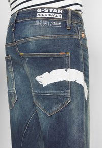 G-Star - WOKKIE - Slim fit jeans - elto pure stretch denim-antic faded baum blue - 5