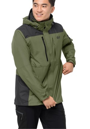 BRECON - Outdoor jacket - light moss