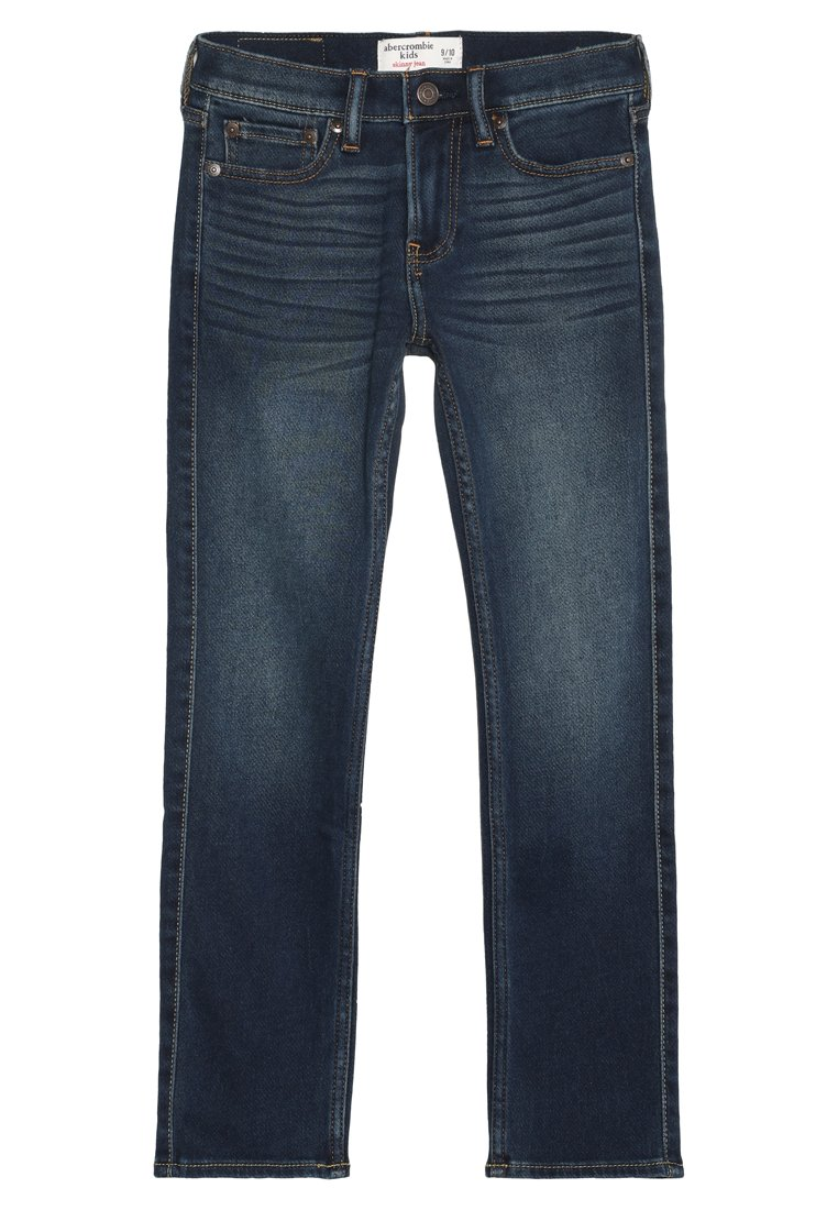 Abercrombie & Fitch Jeans slim fit - blue denim