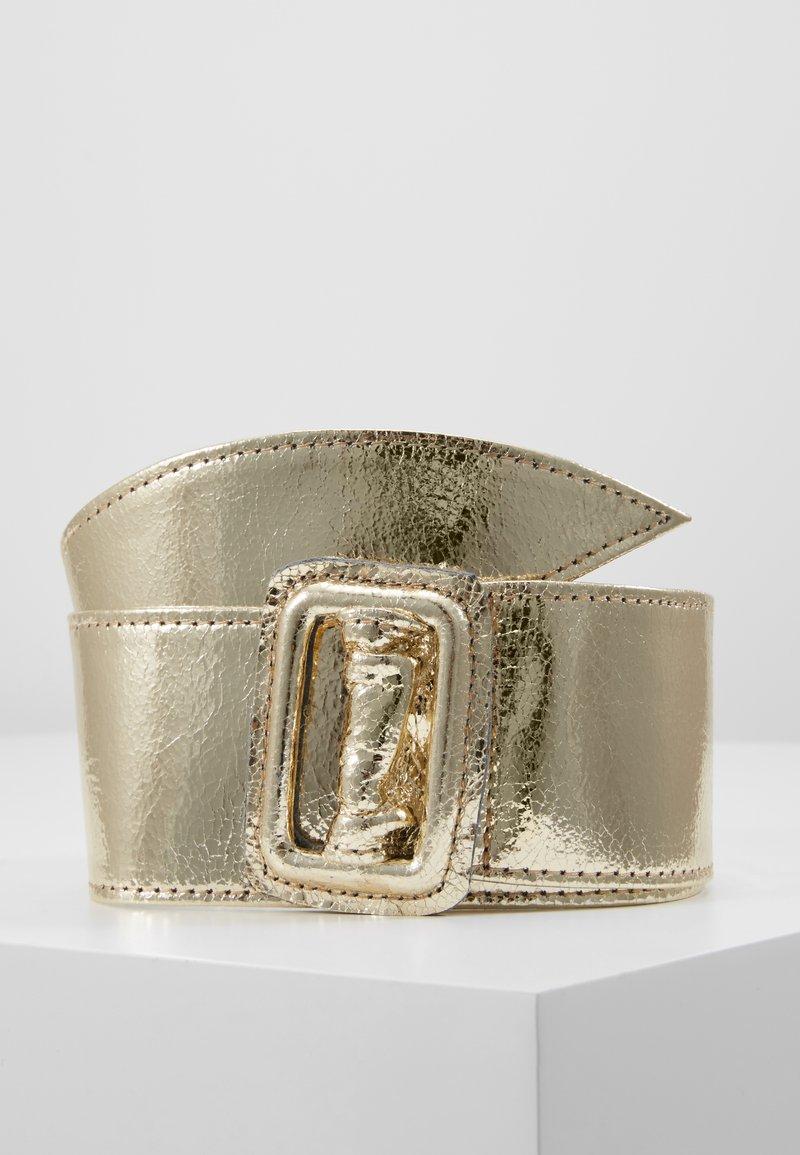 Vanzetti - Pásek - gold metallic