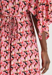 Ilse Jacobsen - LONG DRESS - Maxi dress - aurora pink - 5
