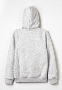 Puma - HOODED JACKET - Bluza rozpinana - light gray heather - 1
