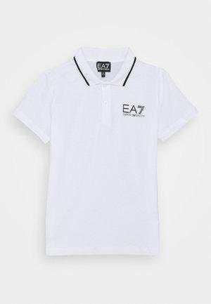 EA7 - Polotričko - white