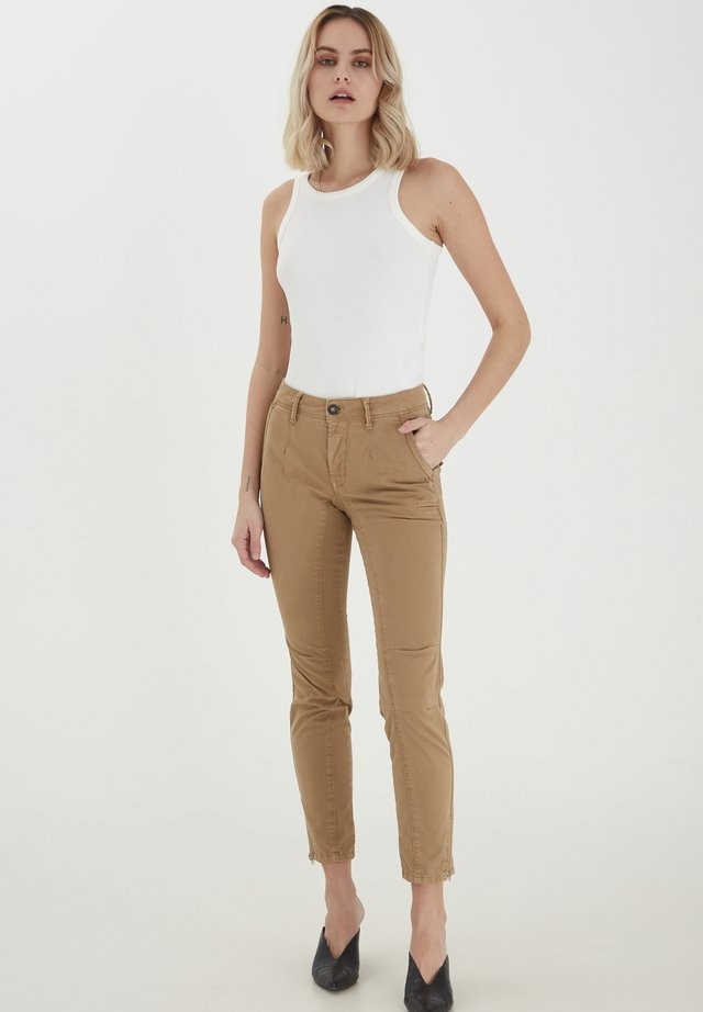 Jeans Skinny Fit - tannin