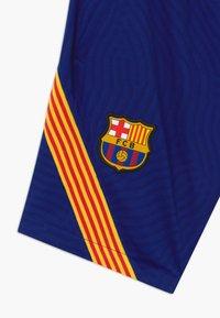 Nike Performance - FC BARCELONA - Sports shorts - deep royal blue/amarillo - 2