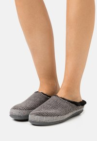 TOMS - IVY - Slippers - dark grey - 0