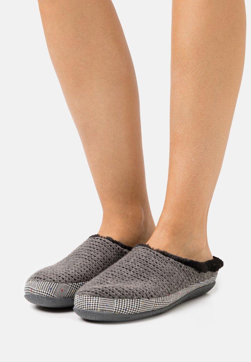 TOMS - IVY - Slippers - dark grey