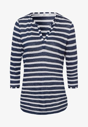 STYLE CLAIRE - Long sleeved top - indigo