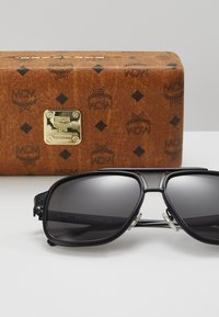 MCM - Sunglasses - charcoal black - 2