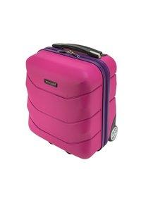 Wittchen - Wheeled suitcase - rosa - 3
