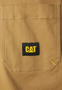 Caterpillar - Shirt - camel - 2