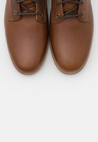 Timberland - SOMERS FALLS LOW LACE UP - Bottines à lacets - rust - 5