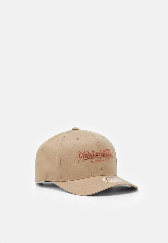 PINSCRIPT - Lippalakki - khaki/copper