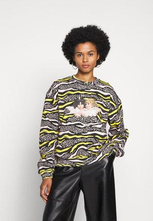 VINTAGE ANGELS WILDLIFE PRINT - Sudadera - multi