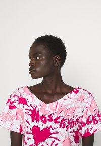 Love Moschino - Jersey dress - rosa - 3