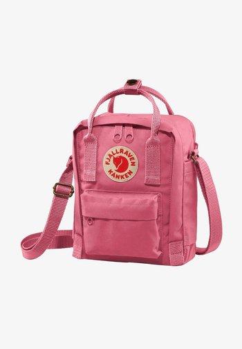 KANKEN SLING - Across body bag - flamingo pink