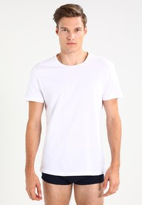 Emporio Armani - CREW NECK 2 PACK  - Maglietta intima - white - 1