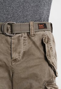 Superdry - CORE CARGO HEAVY - Shorts - dust cloud - 3