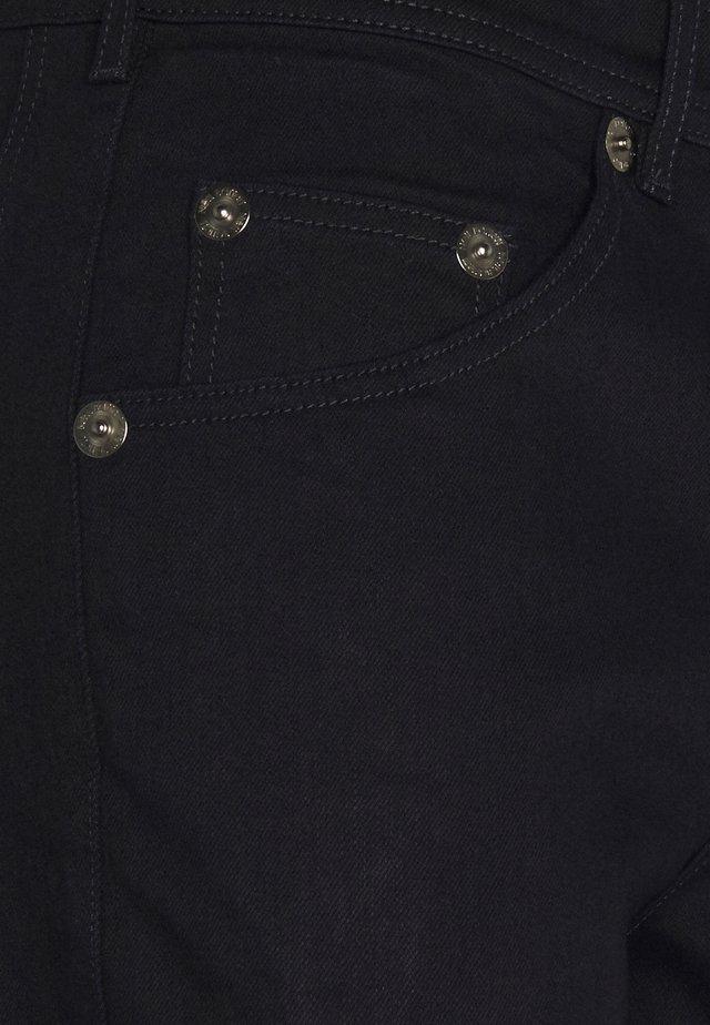 REGULAR RISE - Jean slim - dark indigo