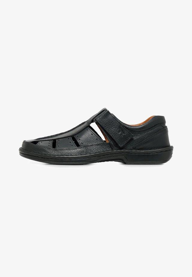 Walking sandals - black, black