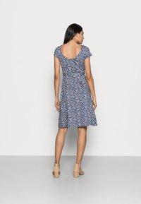 King Louie - SALLY DRESS PERRIS - Jersey dress - dutch blue - 2