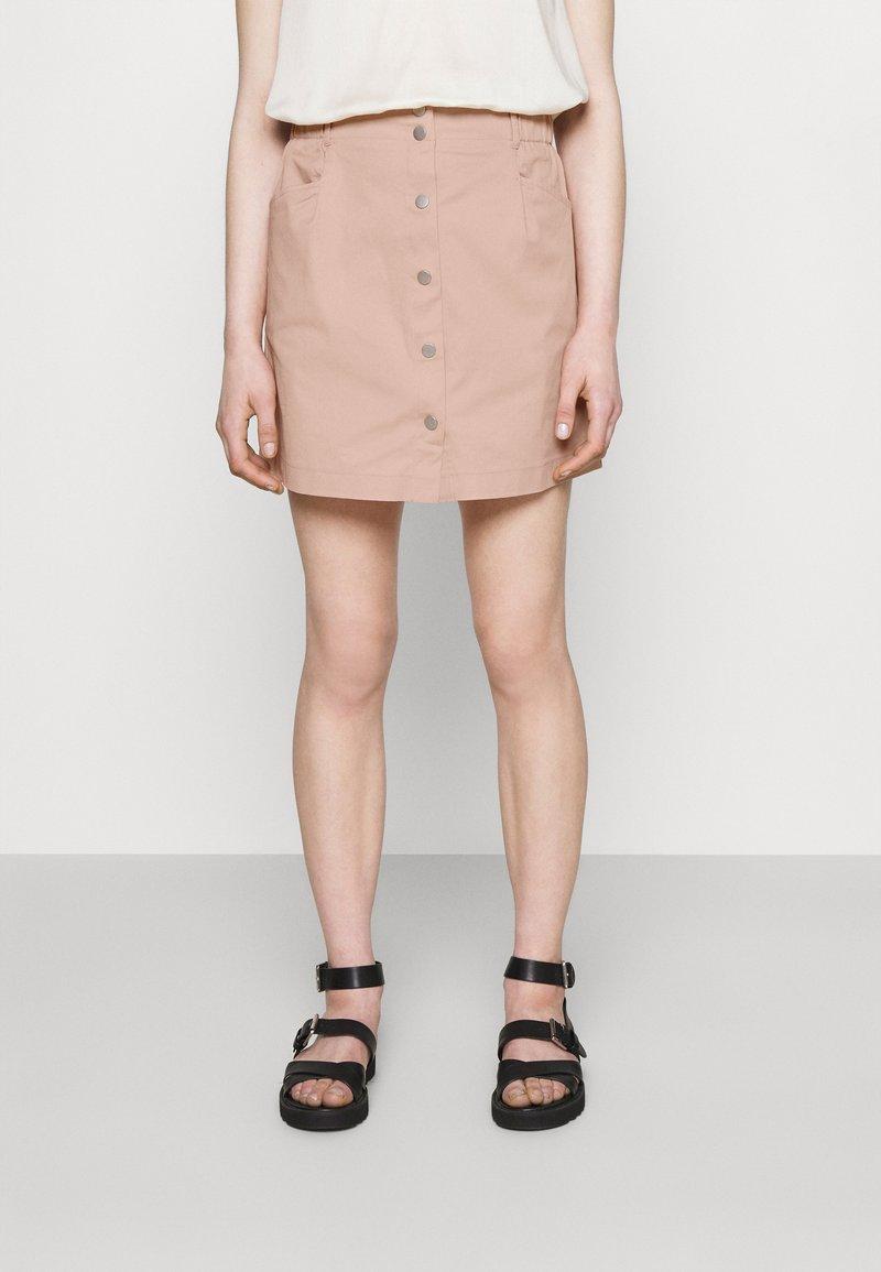 ONLY - ONLRAZZLE SKIRT - Mini skirt - misty rose