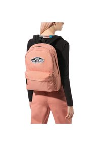 Vans - REALM BACKPACK - Mochila - rose dawn - 1